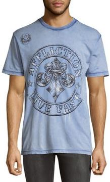 Affliction Divio Rusted Cotton Tee