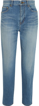 Saint Laurent - Boyfriend Jeans - Mid denim