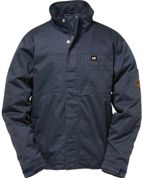 Caterpillar Flame Resistant Light Weight Twill Jacket (Men's)