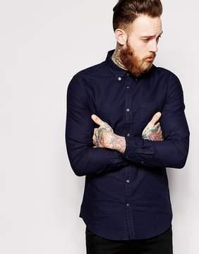 Dr. Denim Pete Slim Fit Shirt Oxford