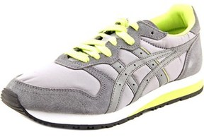 Onitsuka Tiger by Asics Oc Runner Round Toe Suede Running Shoe.