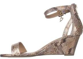 Thalia Sodi Womens Areyanaf Open Toe Ankle Strap Classic Pumps.
