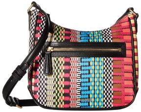 Vera Bradley Mini Vivian Crossbody Cross Body Handbags - CHA-CHA - STYLE
