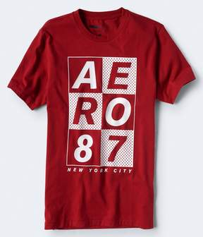Aeropostale Boxed Aero 87 Stretch Graphic Tee