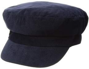 BCBGeneration Velveteen Baker Boy Bucket Caps