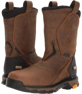 Ariat Intrepid Pull-On H2O Men's Work Boots