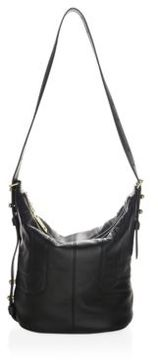 Marc Jacobs The Sling Leather Hobo Bag - BLACK - STYLE