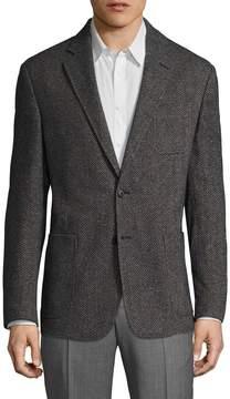 Billy Reid Men's Rustin Wool Herringbone Sportcoat