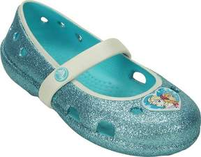 Crocs Keeley Frozen Flat (Infant/Toddler Girls')