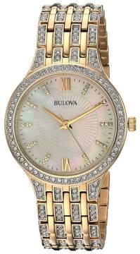 Bulova Slim Crystals - 98L234 Watches