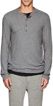 James Perse Men's Cotton-Blend Henley