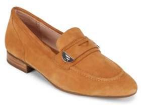 Taryn Rose Beth Suede Loafers