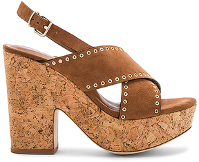 Lola Cruz Cross Front Platform