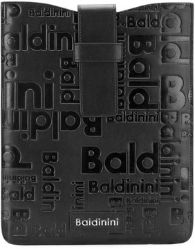 Baldinini embossed leather carholder