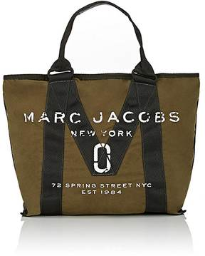 Marc Jacobs Women's Logo Tote Bag - GREEN - STYLE