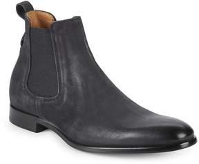 Vince Men's Arthur Washed Nubuck Chelsea Boots