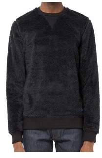 Marc by Marc Jacobs Mens Black Polyester Sweatshirt.