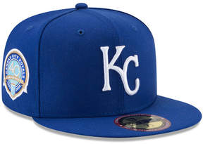 New Era Kansas City Royals Ultimate Patch Collection Game 59FIFTY Fitted Cap
