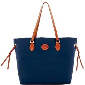 Dooney & Bourke Nylon Shopper Tote - NAVY - STYLE