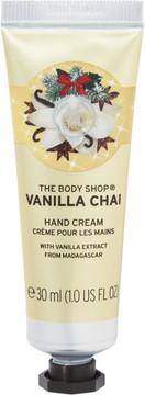 The Body Shop Vanilla Chai Hand Cream