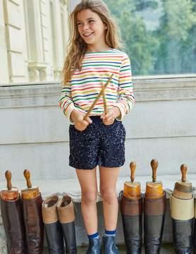 Boden Sequin Shorts