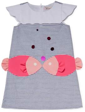 Halabaloo Fish Pocket Dress