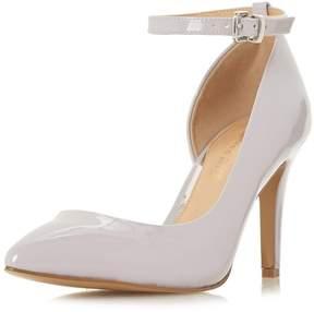 Head Over Heels *Head Over Heels by Dune Grey 'Clarra' High Heeled Court Shoes