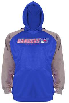 Majestic Big & Tall New York Rangers Raglan Hoodie
