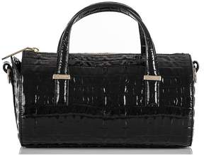 Brahmin La Scala Collection Claire Barrel Bag