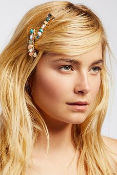 Free People Stone Salon Clips