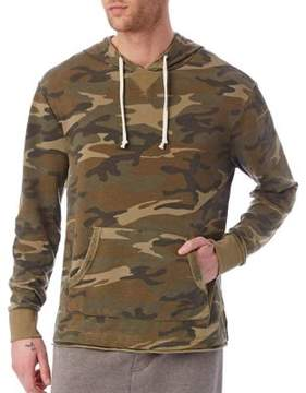 Alternative Camo Long Sleeve Hoodie