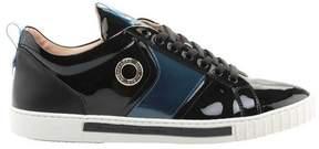 Alessandro Dell'Acqua Men's Range Polished Leather Sneaker