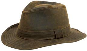 San Diego Hat Company Distressed Fedora