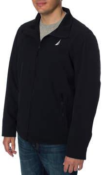 Nautica Full Zip Mock Neck Jacket