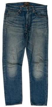 Beams Five Pocket Skinny Jeans