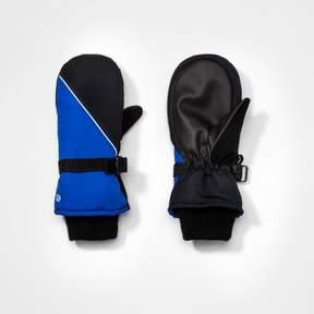 Champion Boys' Colorblock Mittens Blue/Black