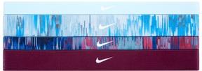 Nike Printed Headbands Assorted 4 Pack 8160553