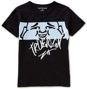 True Religion Big Boys 8-20 Budda Short-Sleeve Tee