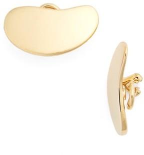 Charlotte Chesnais Women's 'Nues' Vermeil Clip Earrings