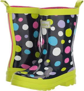 Hatley Sunny Dots Rain Boots Girls Shoes
