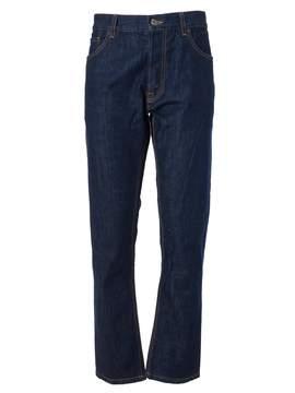 Prada Linea Rossa Prada Tapered Cropped Jeans