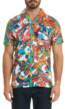 Robert Graham Think Vivid Limited Edition Classic Fit Sport Shirt