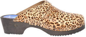 Cape Clogs Women's Leopard