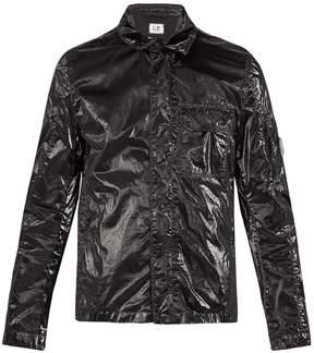 C.P. Company Lens point-collar jacket