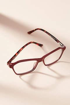 Anthropologie Vivian Marbled Reading Glasses