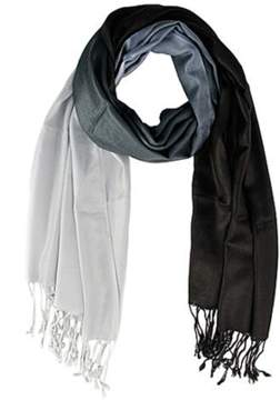 Saachi Ombre Fringed Scarf.