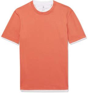 Brunello Cucinelli Slim-Fit Cotton-Jersey T-Shirt