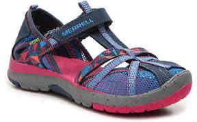 Merrell Girls Hydro Monarch Toddler & Youth Sandal
