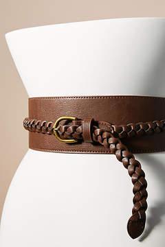 Anthropologie Minta Braided Belt