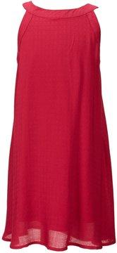 Copper Key Big Girls 7-16 Woven Shift Dress